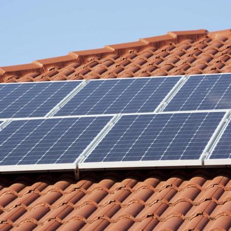 Professionele reiniging zonnepanelen