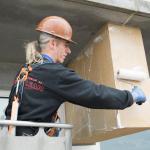 Beschermlaag aanbrengen bij gevelreiniging in West-Vlaanderen en Oost-Vlaanderen